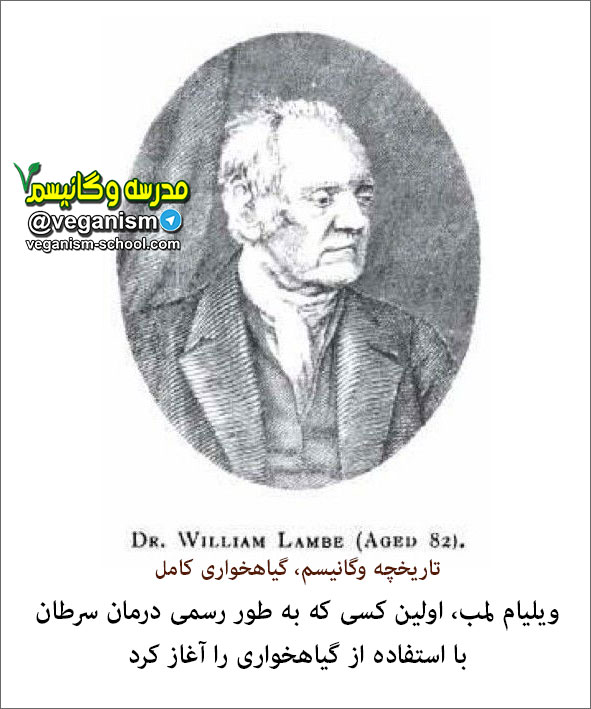 ویلیام لمب william Lambe